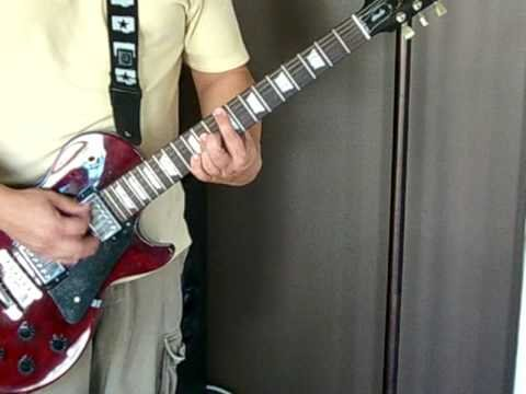 Foo Fighters - Everlong - Cover - Guitar