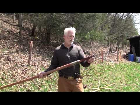 Intro to Primitive Spears E2E Training Courses, Equip 2 Endure