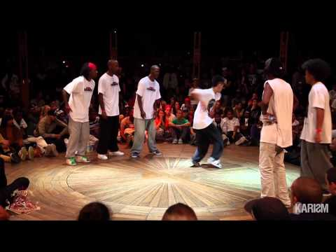 CERCLE UNDERGROUND  4 - Finale Hiphop - Ruban Rouge Vs Legion X Junior