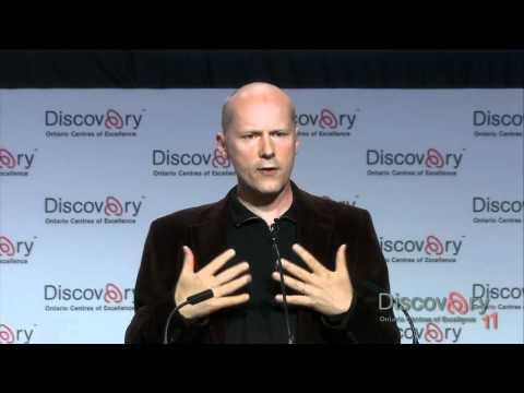 Discovery 11 Keynote Speaker - Michael Pawlyn