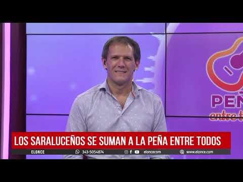 Los Saraluceños, al ritmo del chamamé tocaron en vivo por Elonce TV
