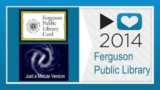 P4A 2014 Ferguson Public Library