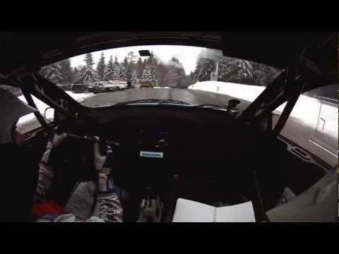Vali Porcisteanu - Tess Rally 2012 - Ps5 Babarunca onboard