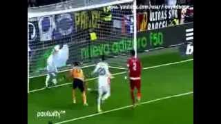 Real Madrid 4 1 Sevilla Real Madrid vs Sevilla 4 1 Goles Liga BBVA 09022013