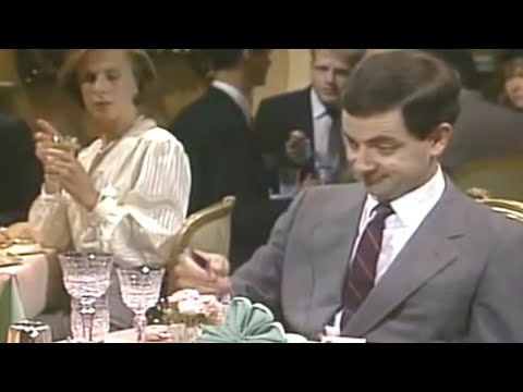 Mr. Bean - The Steak Tartar | Bean's Birthday Bash 2012 -8ad4zNPNhN8