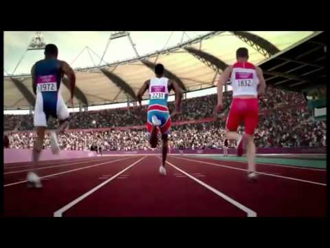 Inspirational Video, with Highlights from London 2012 - Stronger, Higher, Faster - David Blair
