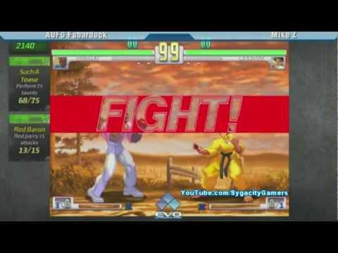 EVO 2011 - SF3: Third Strike Online - Exhibition Matches - Pt. 1