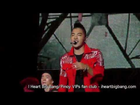 "[FANCAM] ""Where You At"" - Taeyang (SOL) of Big Bang - 15 July 2011 - Korean Music Wave"