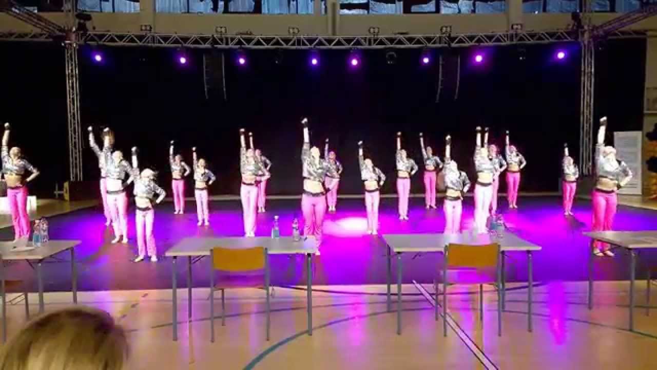 Disco Dance, Finnish Championships 2014, Formations, 2paDance, 2nd place