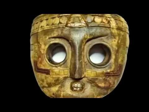 PRE MAYA UFO & ET BEINGS ARCHEOLOGICAL PROOFS REVEALED by Government .flv