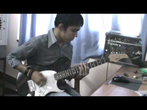Delhi Belly - Bhaag DK Bose Guitar Cover By Sourabh