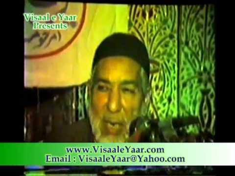 PUNJABI NAAT( Kujh Tey Hayati Di)ABDUL SATTAR NIAZI.BY Naat E Habib