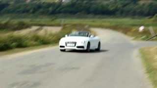 Audi RS5 Cabrio - kompilacja uj�� z testu redakcyjnego