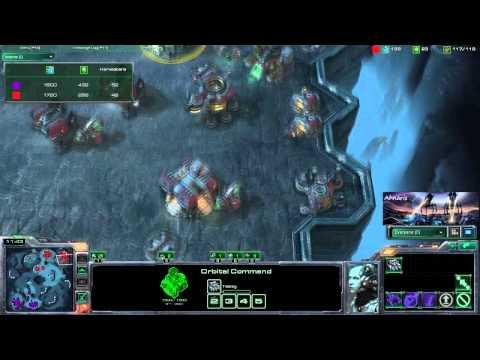 [HD] PvT SharkGSjoW vs cHoBo Starcraft 2