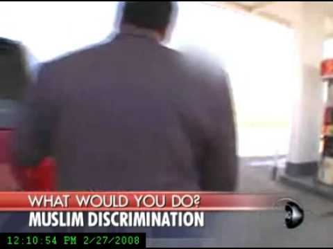 Witness to Discrimination: What Would You Do?