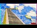 Das TOR in den HIMMEL! | 500 KM/H SCHNELLES Stuntrennen ins VERDERBEN! | GTA 5 Online