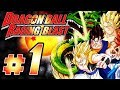 DRAGON BALL RAGING BLAST # 01 ★ Son-Gokus Bruder [HD]