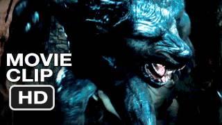 Underworld Awakening Clip - Uber Lycan - Kate Beckinsale Movie (2012) HD