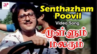 Mullum Malarum - Senthazham Poovil song