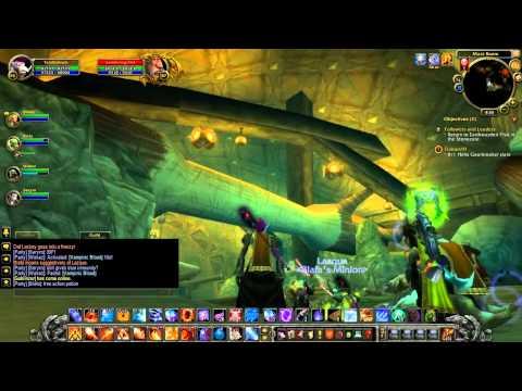 WoW Cataclysm Guide - Heroic Deadmines Part 1