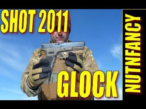 Nutnfancy SHOT Show 2011: Glock 4th Gen Questions