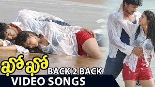 Kho Kho MovieBack 2 Back Video Songs