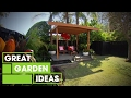 How To Build A Vietnamese-Style Pergola | Gardening | Great Home Ideas