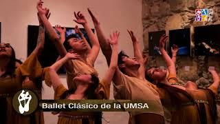 Presentación Ballet Clásico UMSA