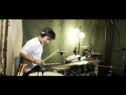 Eminem ft. Rihanna - Love the Way You Lie (Drum Cover)