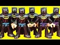 Imaginext Replica Batman Ninjas & Joker Bane Try Destroy Gotham City Batman Saves Day Just4fun290