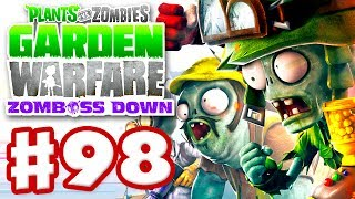 Plants vs Zombies Garden Warfare - Gameplay Walkthrough Part 98 - Gardens amp Graveyards Xbox One