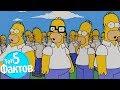 Топ 5 Фактов о Симпсонах, Которые Вы Могли Пропустить