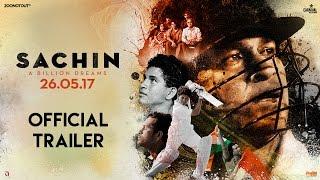 Sachin A Billion Dreams | Official Trailer