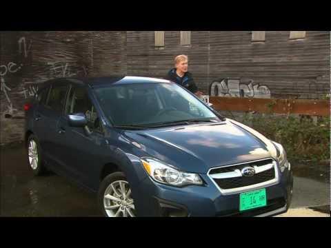 2012 Subaru Impreza 5-Door