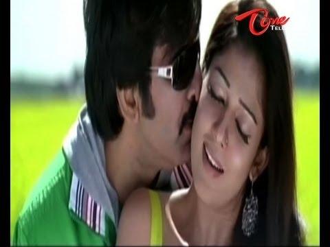 Anjaneyulu - Telugu Songs - Yem Vayaso - Ravi Teja - Nayanatara