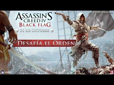 Ms de Assassin&#039;s Creed 4: Black Flag en un nuevo triler