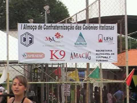 IV Seminário sobre a Imigração Italiana em Minas Gerais