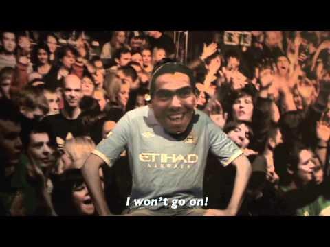 Carlos Tevez vs Roberto Mancini - I Won-t Go On