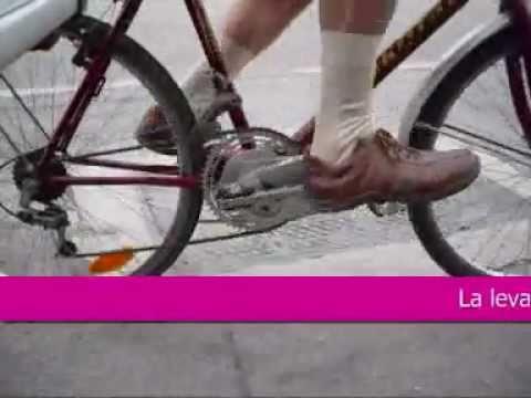 Clean energy bike