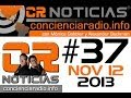 CR NOTICIAS EPISODIO 037 NOV 12 2013