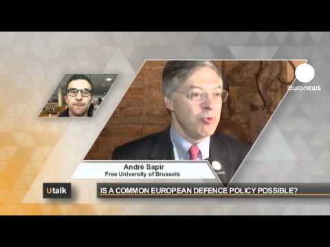 euronews U talk - Time for a common EU defence policy?