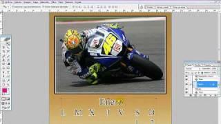 Como hacer un calendario personalizado para el 2011 con photoshop