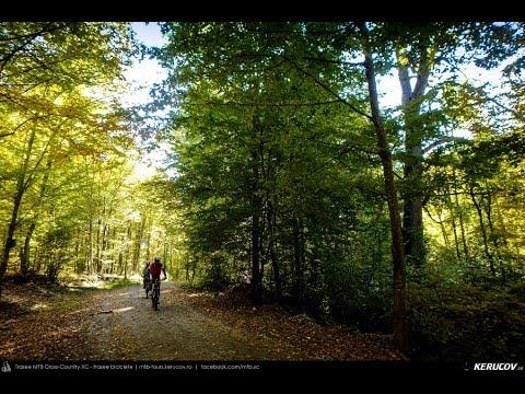 VIDEOCLIP Traseu MTB Campina - Cocorastii Mislii - Bustenari - Cosminele - Ploiesti