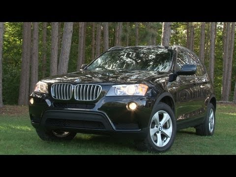 2011 BMW X3 - Drive Time Review with Steve Hammes