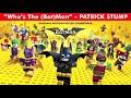 Фрагмент с конца видео - OFFICIAL - Who's The (Bat)Man - Patrick Stump -  The Lego Batman Soundtrack