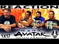 "Avatar: The Last Airbender 1x17 REACTION!! ""The Northern Air Temple"""