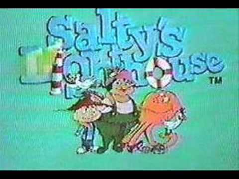 Salty's Lighthouse TUGS Episode: Upset Ten Cents half