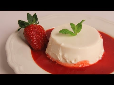 Panna Cotta Recipe - Laura Vitale - Laura in the Kitchen Episode 315