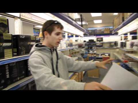 NCIX Vancouver 2 Brand New Location Pre-Opening Tour NCIX Tech Tips