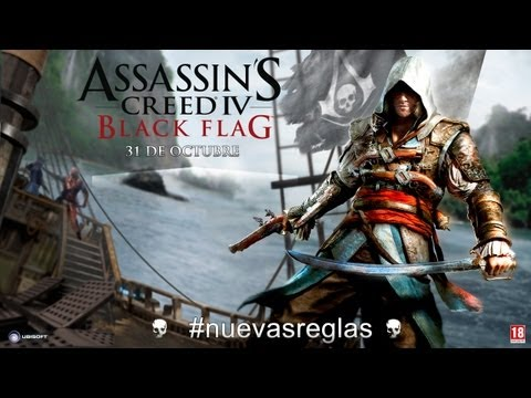 Assassin's Creed 4: Black Flag, triler con gameplay